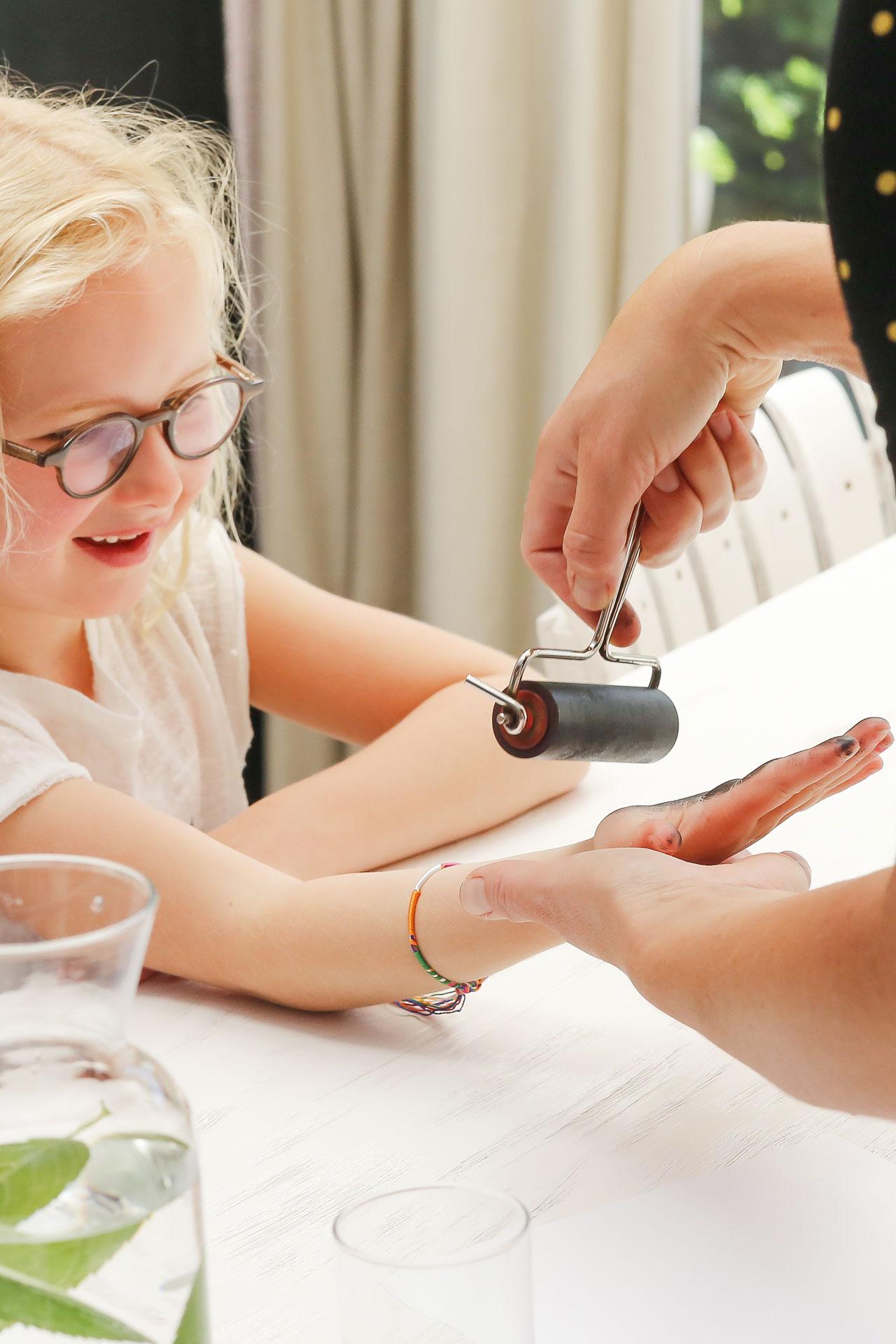 Suzan Broersen - Handlijnkunde - Consult kind & ouder