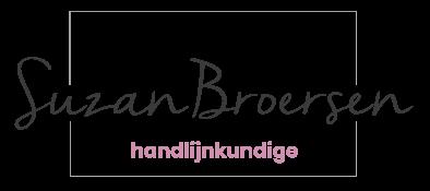 Suzan Broersen Handlijnkundige Logo